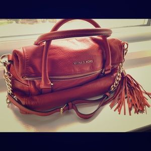 Micheal Kors Soft Handbag